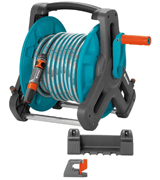 Gardena Classic wall-fixed Hose Reel 50 Set Garden Hose