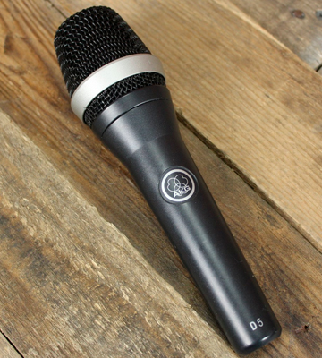 Review of AKG D5 Dynamic Handheld Vocal Microphone