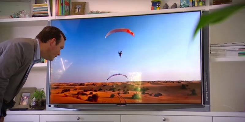 Review of LG 4K Ultra HD Smart TV WebOS