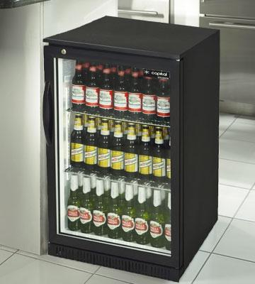 Review of Capital Products PRIMO 1 Single Door Beer Fridge
