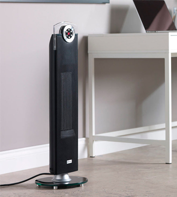 Review of Dimplex Studio G 2.5 KW Ceramic Tower Heater