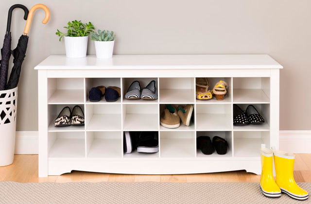 Best Shoe Storage Benches