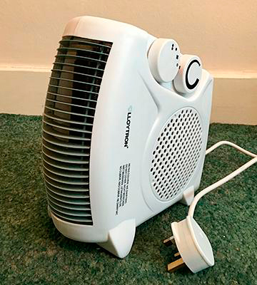 Review of Lloytron F2003WH Fan Heater