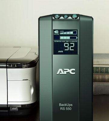 Review of APC Pro Power-Saving BR-series UPS