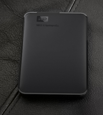 Review of Western Digital Elements Portable External Hard Drive