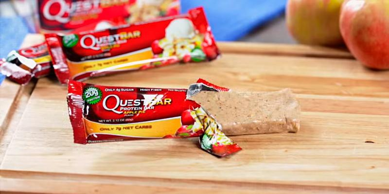 Review of Quest Nutrition Protein Bars