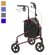 Days 240L Lightweight Three Wheel Walker