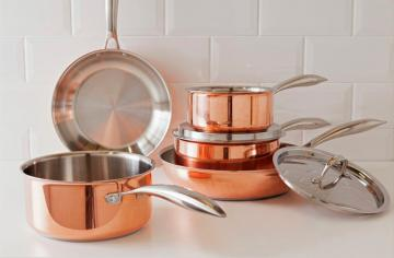 Best Copper Pan Sets