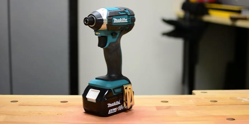 Review of Makita DTD152Z