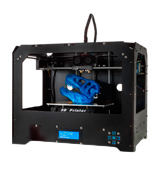 Win-Tinten 3DP-QD 3D Printer Assembled Optimized MK8 Dual Extruder