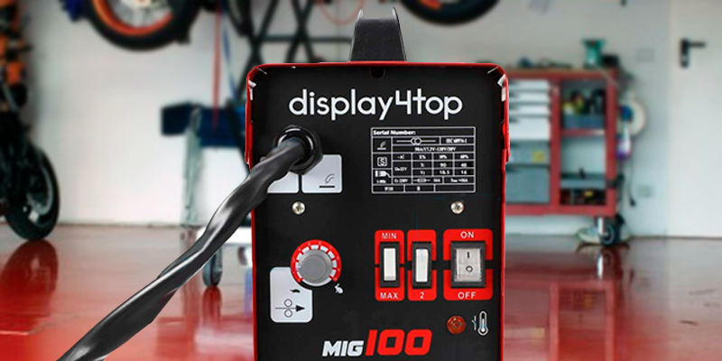 Review of Display4top MIG 100 Welder