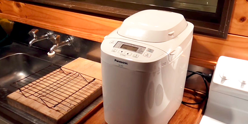 Review of Panasonic SD-2501WXC Automated Breadmaker with Gluten Free Programme