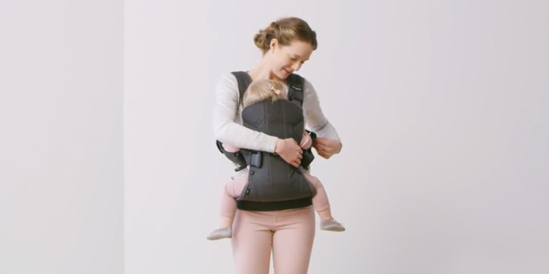 Review of BABYBJORN 093023 Baby Carrier One