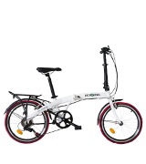 ECOSMO 20 Lightweight Alloy Folding City Bicycle Bike