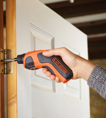 Review of BLACK + DECKER CS3651LC-GB Easy Access Screwdriver