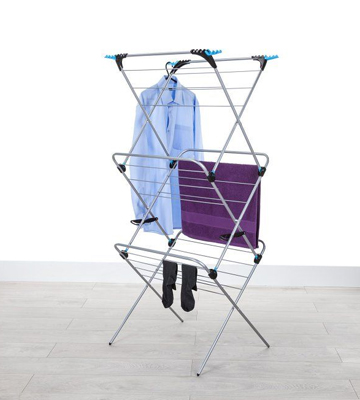 Review of Minky IH87400090V 3 Tier Plus Indoor Airer