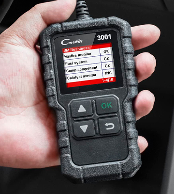 Review of LAUNCH Creader (3001) OBD2 Scanner