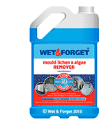 Wet & Forget WF5 Moss Mould Lichen & Algae Remover