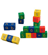 Pintoy 59051 Wooden Alphabet & Number Blocks