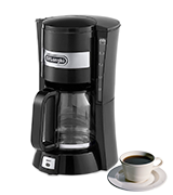 Delonghi ICM15210.1 Filter Coffee Machine Maker