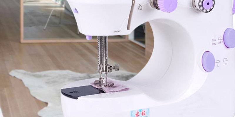 Review of GoodPro Sewing Machine Mini Portable for Home