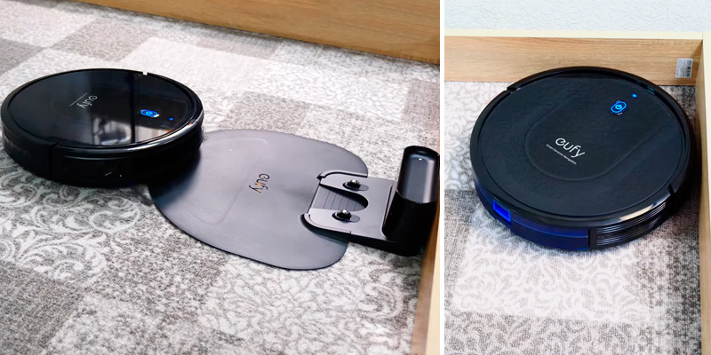 Review of Eufy RoboVac G10 Hybrid Robot Vacuum Cleaner, 2-in-1 sweep and mop