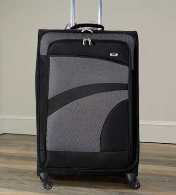 Review of Aerolite Large 29 Super Lightweight 4 Wheel Suitcase