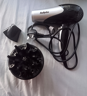 Review of BaByliss Dry and Curl Hair Dryer