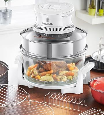 Review of Russell Hobbs 18537 Halogen Oven