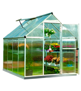Palram Mythos 6x8 ft Greenhouse