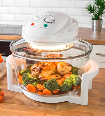 Review of Quest 43890 Halogen Oven