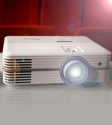 Review of Optoma (UHD300X) 4K DLP Projector