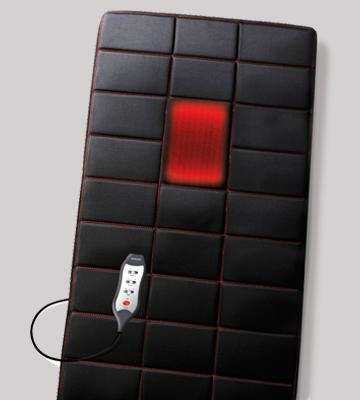 Review of HoMedics Full Body Heated Vibration Massage Mat