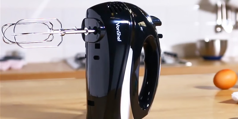 Review of VonShef 07/067 Hand Mixer