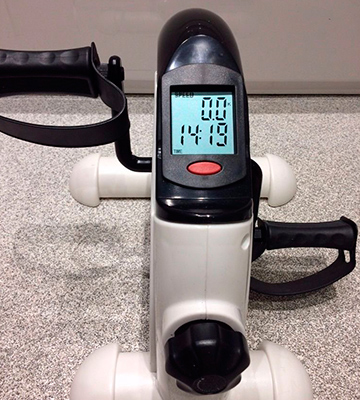 Review of MiraFit Arm & Leg Mini Exercise Resistance Bike