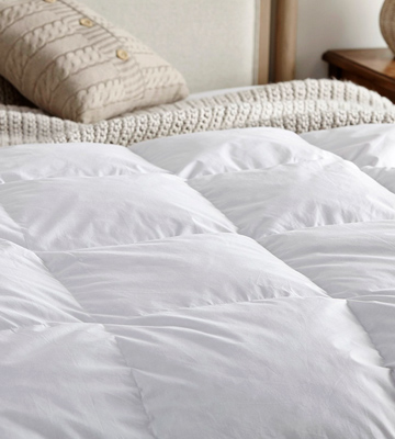 Review of Snuggledown 2786SNG01 Scandinavian Duck Feather and Down Duvet, 10.5 Tog, King-size