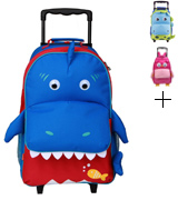 Yodo Shark Backpack with Wheels