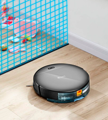 Review of Proscenic 800T Robot Vacuum Cleaner, Alexa and App Control, Updated Robotic Vacuum Cleaner
