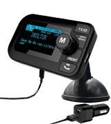 FirstE DAB-005 Portable Bluetooth FM Transmitter