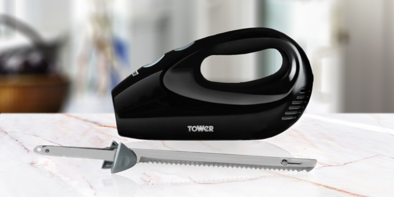 Review of Tower T19003 Electric Knife