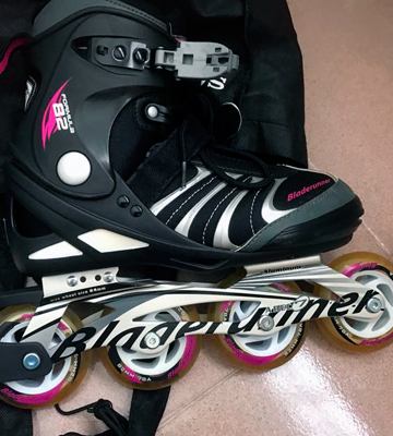 Review of Bladerunner Formula 82 Inline Skates