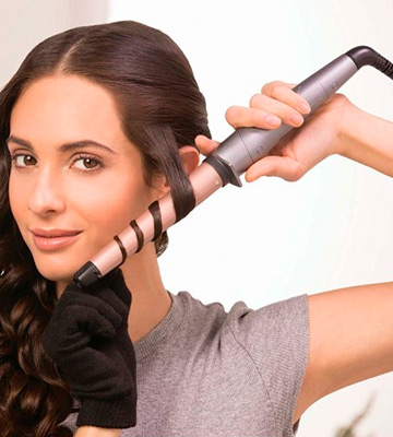 Review of Remington CI83V6 Keratin Protect Hair Curling Wand