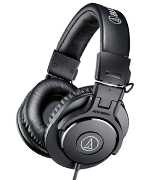 Audio-Technica ATH-M30X Over-Ear Headphones