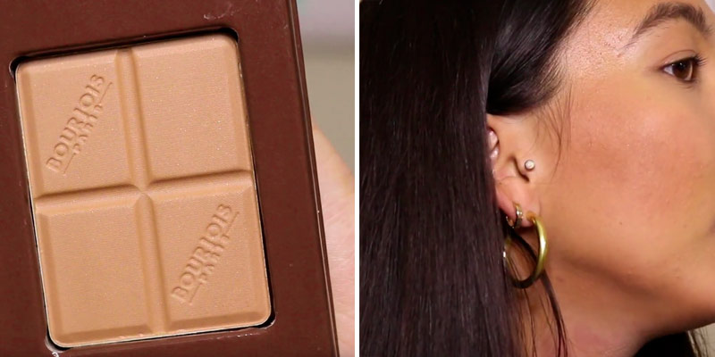 Review of Bourjois Delice De Poudre Bronzer Bronzing Powder 51 Light and Medium Complexions