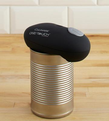 Review of Culinare Soft Touch One Touch Automatic Can Opener