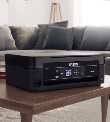 Review of Epson XP-342 Expression Home Wi-Fi Printer, Scan and Copy with Memory card slot