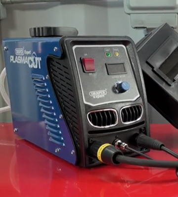 Review of Draper Expert IPC40 78636 Plasma Cutter