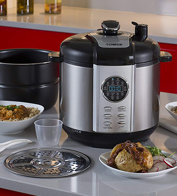 Review of Tower T16005 Electric Pressure Cooker