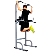 Xn8 Sports Adjustable Pull Up Bar VKR Station