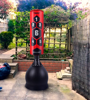 Review of Gallant 5.5ft Free Standing Boxing Punch Bag